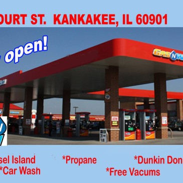 PES DESIGN GROUP COMPLETES GAS N WASH C-STORE PROJECT IN KANKAKEE, IL