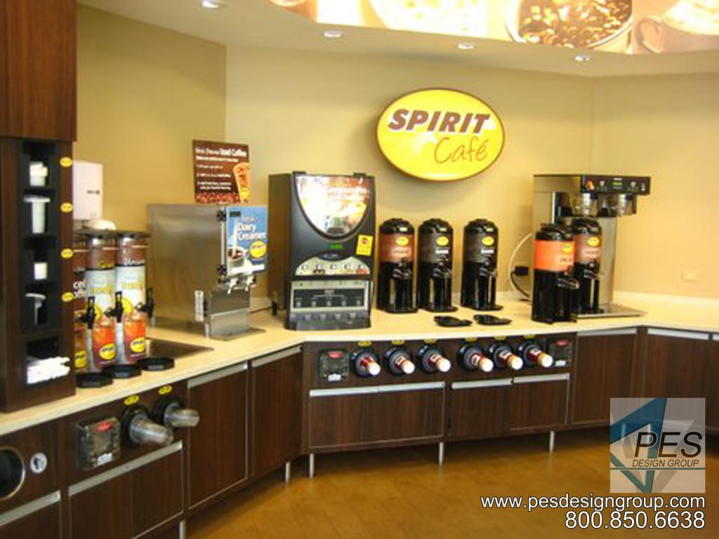 Profitable Coffee Center Design