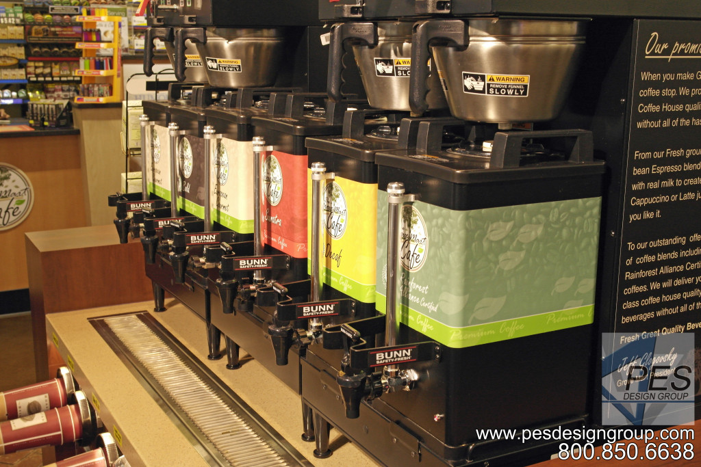 C-Store Coffee Program