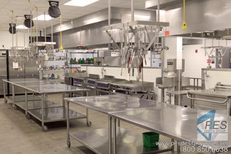 MTI Culinary Center Design