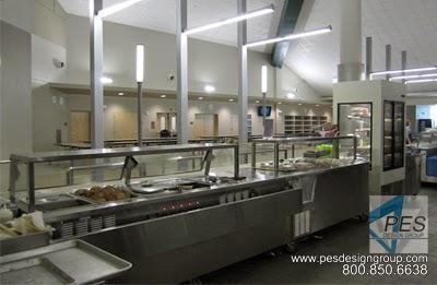 Venice High School Cefeteria - Venice, FL