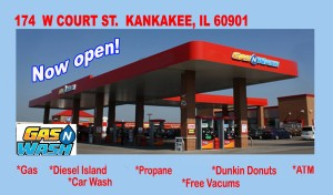 Gas N Wash Now Open