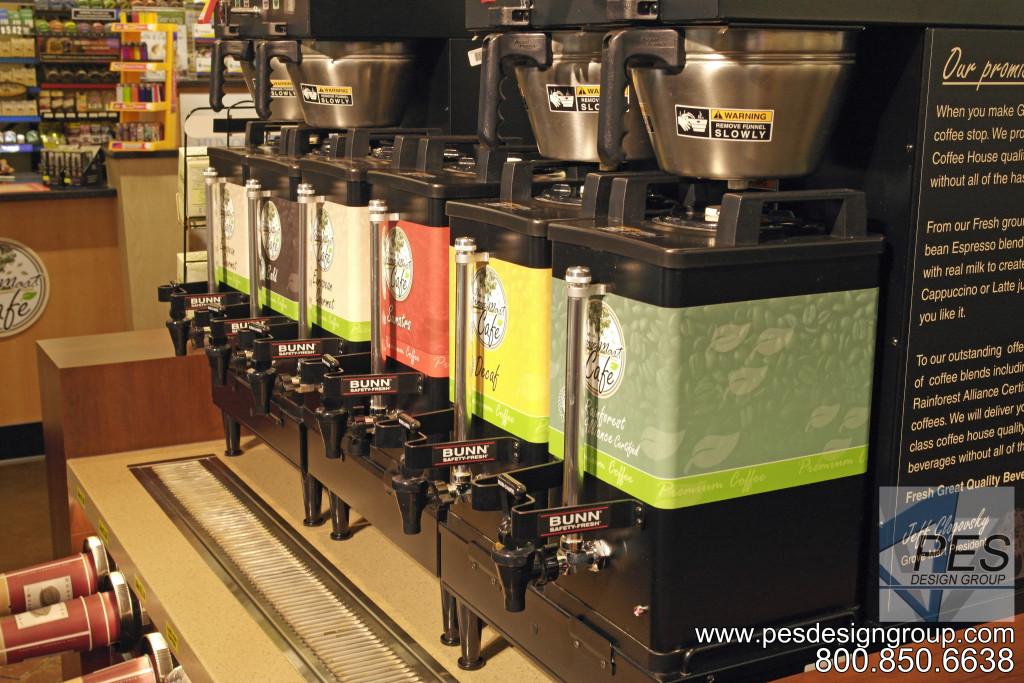C-Store Coffee Program