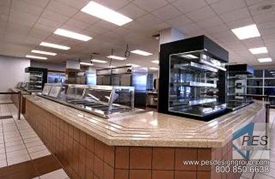 Riverview High School Cafeteria - Sarasota, FL